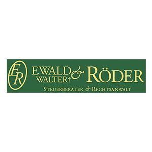 Logo Steuerberater & Rechtsanwalt Ewald Röder