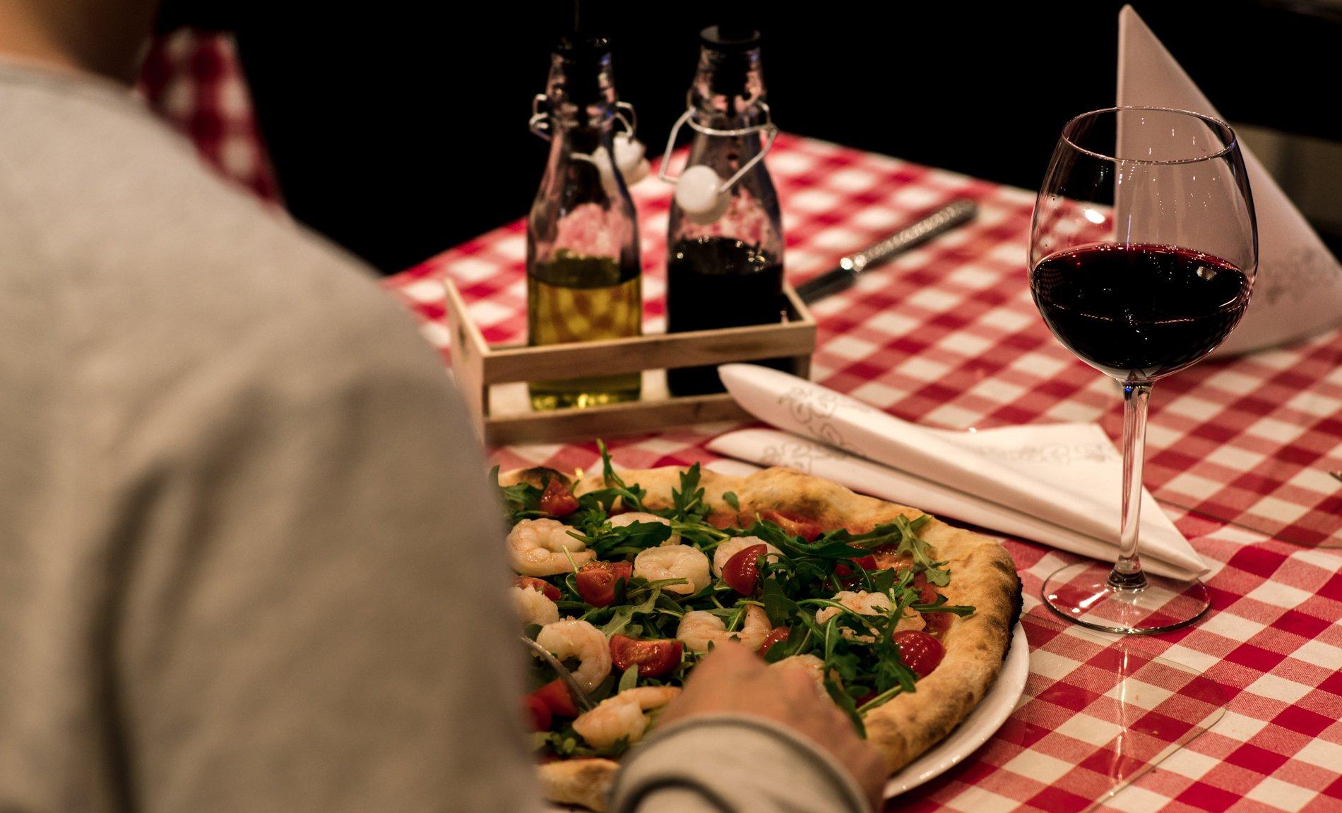 VR Rundgang Altstadt Pizzeria