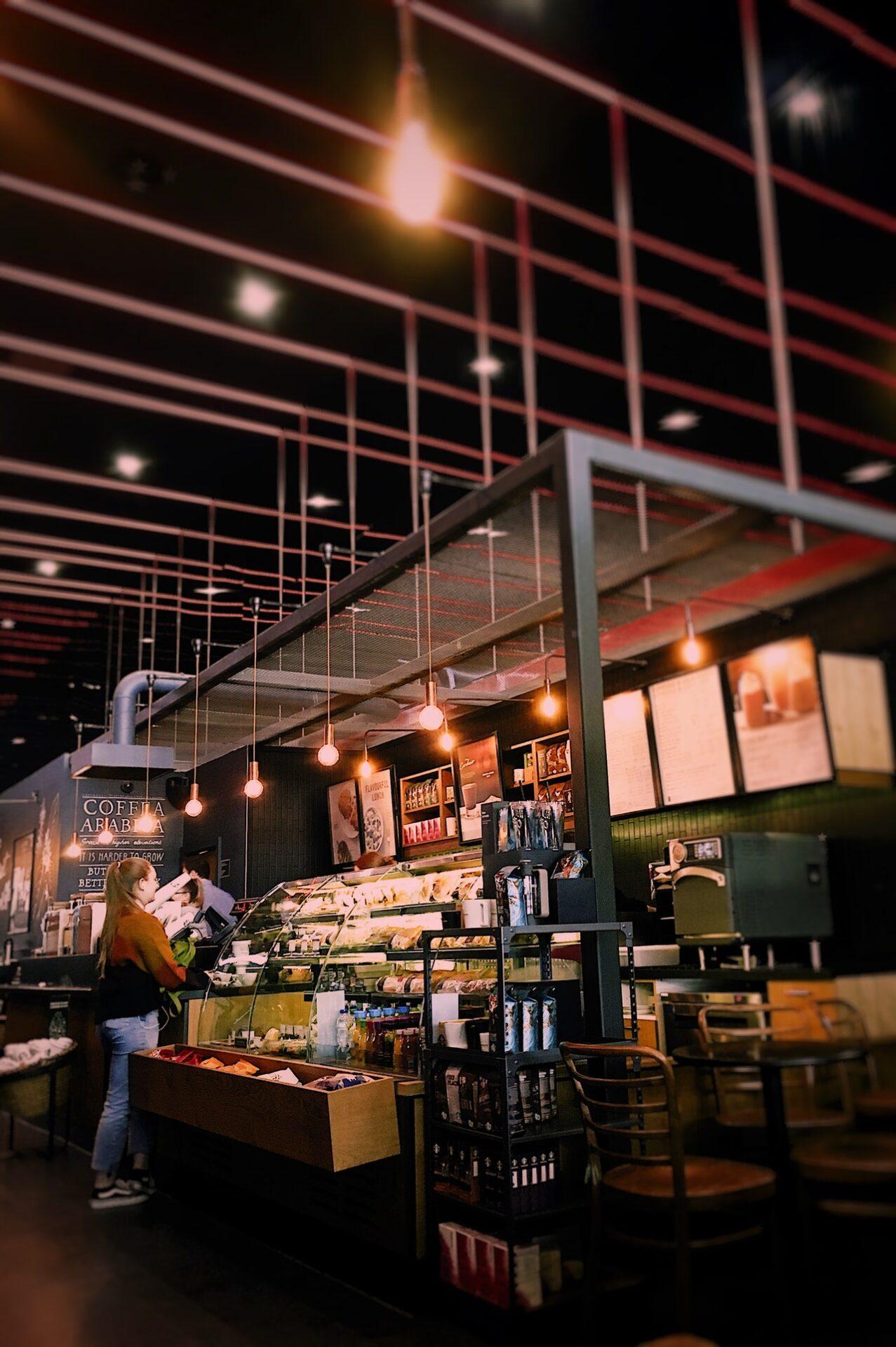 Virtueller Rundgang für Cafés