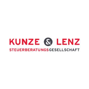 Logo Kunze und Lenz Steuerberatungsgesellschaft