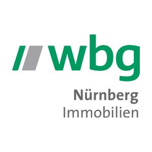 Logo der Wohnbaugesellschaft Nürnberg